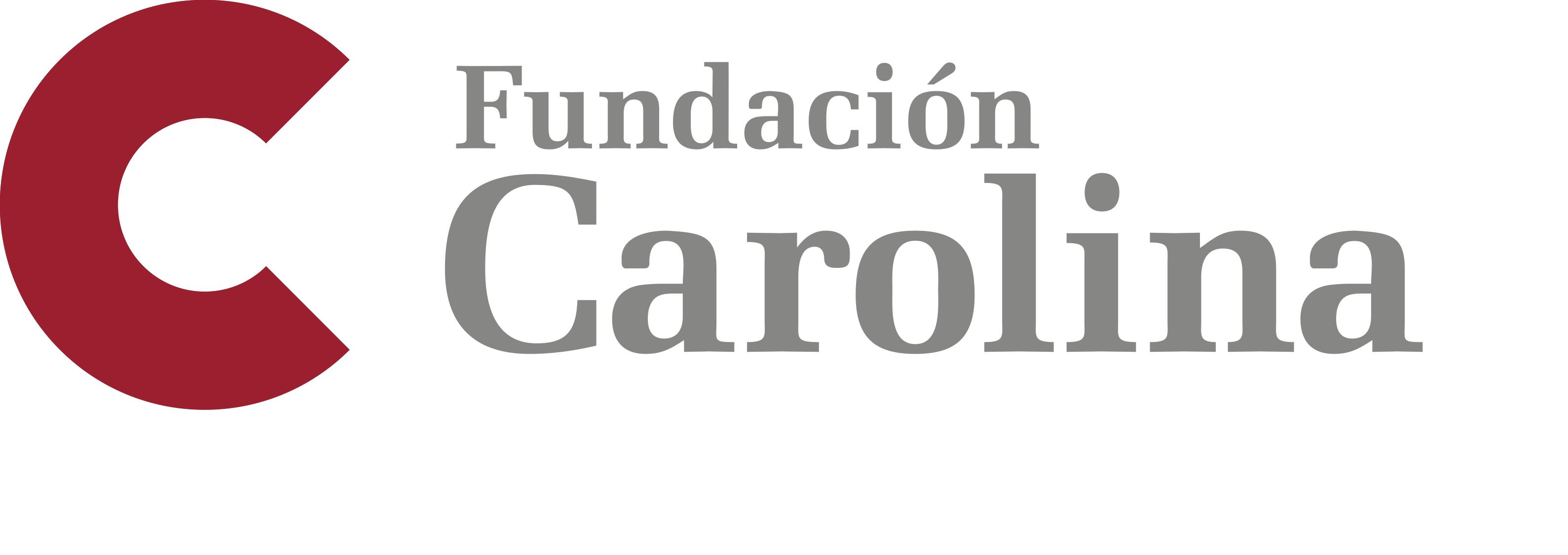 logo fundacicn carolina horizontal